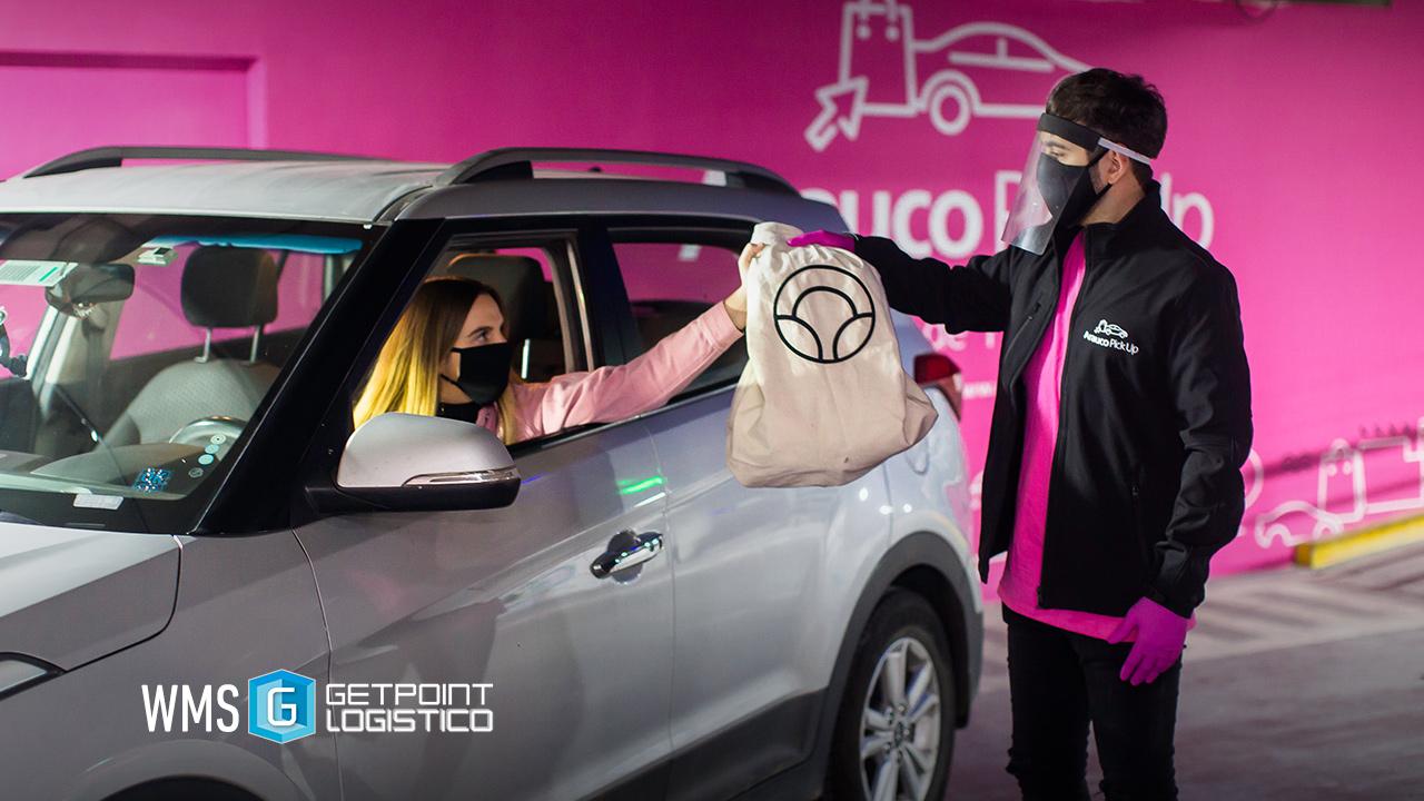 Pickup PARQUE ARAUCO: Un modelo que refuerza la experiencia de compra